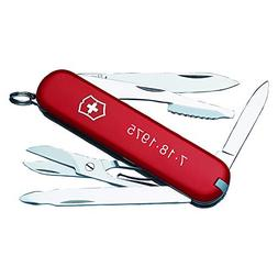 Victorinox Personalized Red Executive Swiss Army Knife