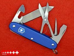 💚 VICTORINOX PIONEER X BLUE LCSAS - 0.8231.22R4 - ALOX -