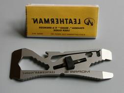 LEATHERMAN - Piranha 2, TSA Compliant Pocket Tool, Stainless