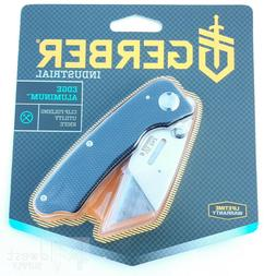 "Gerber Pocket Utility Industrial Knife 1.2"" Replaceable Blad"