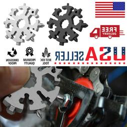 Portable 20-in-1 Multi-tool Combination Compact Portable Out