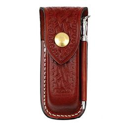 Pouch, Zermatt Large Leather with