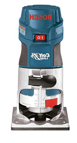 Bosch PR20EVS 1 HP 5.6 Amp Colt Electronic Variable-Speed Pa