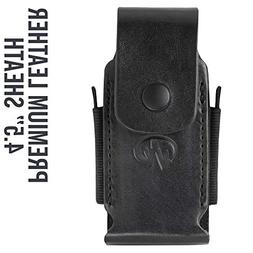 "4.5"" PRM LTHR Sheath"