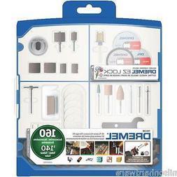 Dremel 710-05 160 Piece All-Purpose Accessory Kit