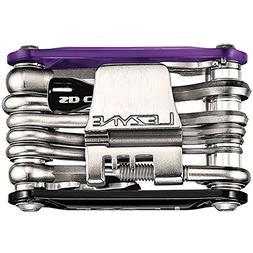 LEZYNE RAP-21 CO2 Multi Tool Purple, One Size