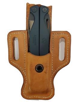 Rare Discontinued Shinola x Leatherman Charge AL 154CM Knife