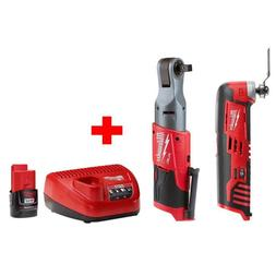 Milwaukee Ratchet Multi-Tool Combo Kit Brushless Cordless M1