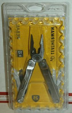 Leatherman Rebar Multi-Tool 17 Tools Stainless steel Black L