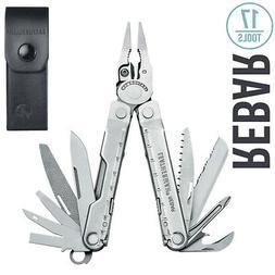 Leatherman Rebar Multipurpose Tool - 4 Length - Silver - Sta