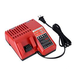 Replacement Lithium-ion Battery Charger Multi Voltage Charge