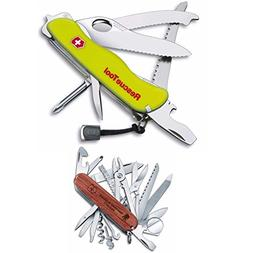 Victorinox Rescue Tool Large Pocket Knife with Disc Saw and