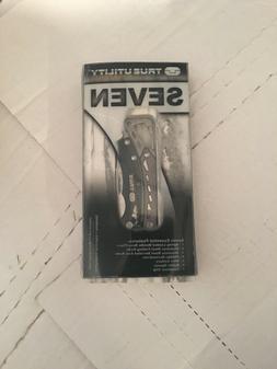 True Utility SEVEN 7 Multi Tools Clip Quick Release EDC Knif