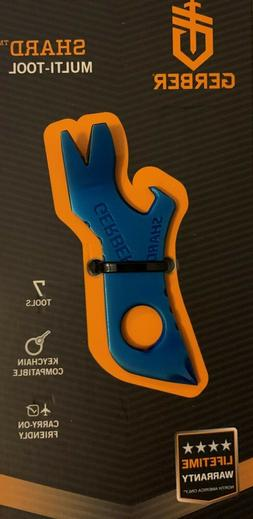 Gerber®   Shard Keychain Tool - Blue