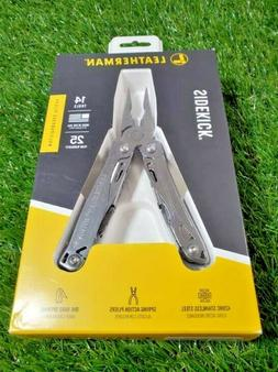 Leatherman Sidekick Multi Tool 15 Function, 15 Tools