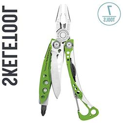 LEATHERMAN - Skeletool Multitool, Moss Green