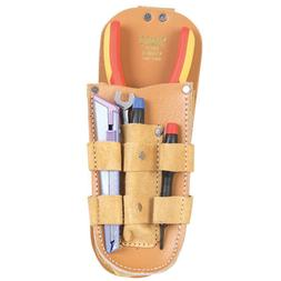 SMT-104 Leather Tool Belt Pouch For Small Hand Tools Multi-P