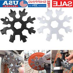 Snowflake 18-1 Multi Tool Snow Flake Steel Shape Flat Cross