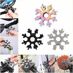 Snowflake Multi Tool Snow Flake 18-1 Steel Shape Flat Cross