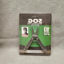 SOG Specialty Knives & Tools CC51-CP Cross Cut Multi-Tool, 1
