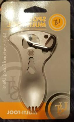 UST Spork Multi-Tool, Silver
