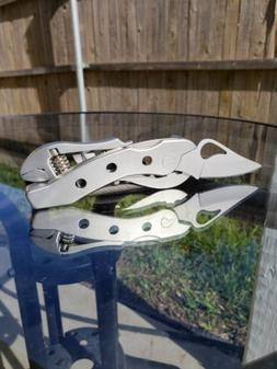 "Spyderco BYRDRENCH Byrd knife By15P 7"" Multi-tool w/Clip Poi"