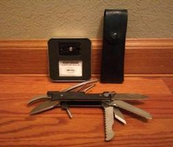 Swiss+Tech ST56002 Micro-Tech 6-in-1 Key Chain Multi-Functio