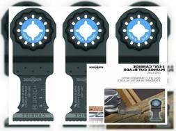 Bosch Starlock Carbide Plunge Cut Oscillating Multi-Tool Bla