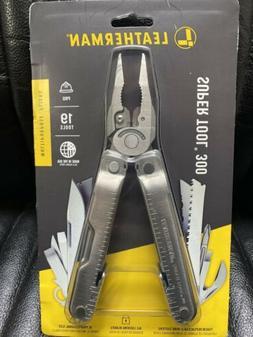 Leatherman Super Tool 300 Multi-tool with Nylon Sheath - 4.5