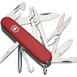 Swiss Army Tinker Pocket Knife 91 Mm