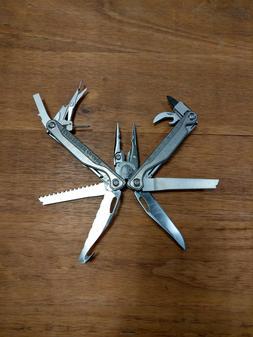 Survival Leatherman CHARGE +TTI - 19 tools , Multi Tools, 83