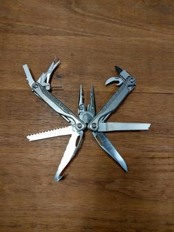 Survival Leatherman CHARGE+ TTI - 19 tools, Multi Tools, 832