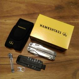 Survival Leatherman CHARGE TTI - 19 tools , Multi Tools, 830