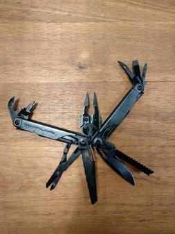 Survival Leatherman Surge BLACK - 21 tools , Multi Tools, 83