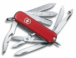 Victorinox-Swiss Army 53973 MiniChamp Pocket Knife - Quantit