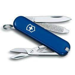Victorinox Swiss Army Classic SD Pocket Knife - Blue
