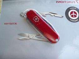 Victorinox Swiss Army Jetsetter Pocket Knife - 58128