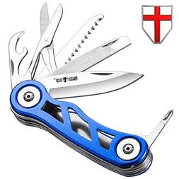 Swiss Army Knife Multi Function - Compact Blue Skeleton Mult