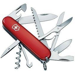 Victorinox Swiss Army Multi-Tool, Huntsman Pocket Knife - Re