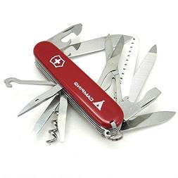 Victorinox Swiss Army Ranger Pocket Knife,Red