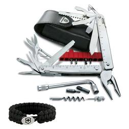 Victorinox Swiss Army Swisstool CS Plus Multi Tool Paracord