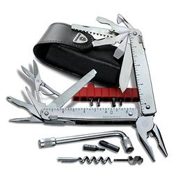 Victorinox Swiss Army SwissTool CS Plus Multi-tool, Includes