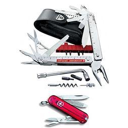 Victorinox Swiss Army SwissTool CS Plus Knife/Pouch w/ Swiss