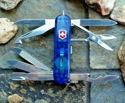 Victorinox SwissArmy Midnite Minichamp Red