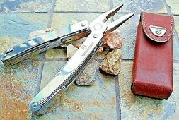 Victorinox Swiss Army SwissTool Spirit Multi-tool, Includes