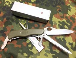 The Original Victorinox German Army Knife One Hand Trekker M