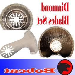 tm diamond semi round v