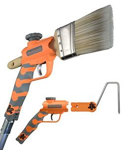 McCauley Tools -REVOLVER- Multi Position Paint Brush and Pai