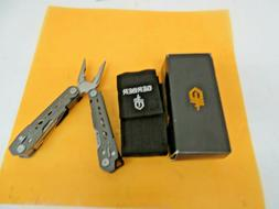 Gerber Truss Multi-Tool with Sheath  SPRING LOADED, 17 FUNCT