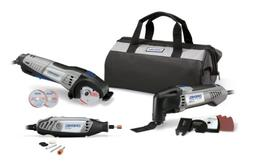 Dremel Ultimate Corded Combo Kit Tool Repair Accessories Sto